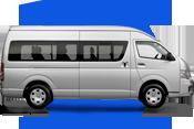 Transporte turístico y de personal